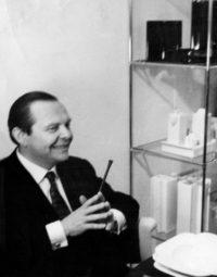 Bernard FISCHLER and ZERO37 shelving